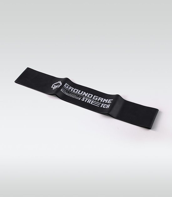 Training / resistance Mini Band (Black, 1.0 mm, 16-23 kg)