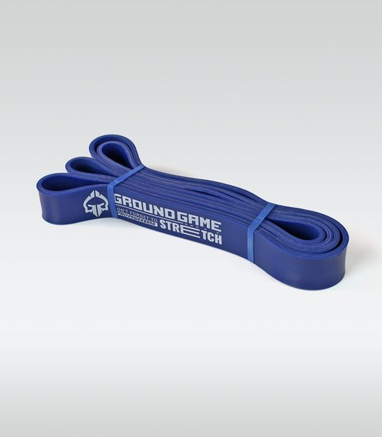 Training / resistance Power Band (Blue, 32 mm, 16-39 kg)