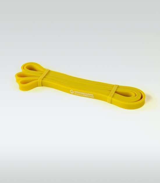 Training / resistance Power Band (Yellow, 13 mm, 7-16 kg)