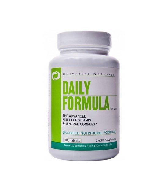 Universal Daily Formula 100 tabletek
