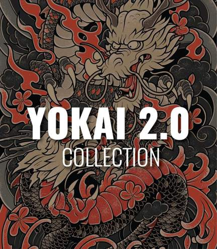 """Kolekcja """"Yokai 2.0"""""""