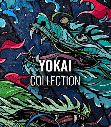 """Kolekcja """"Yokai"""""""