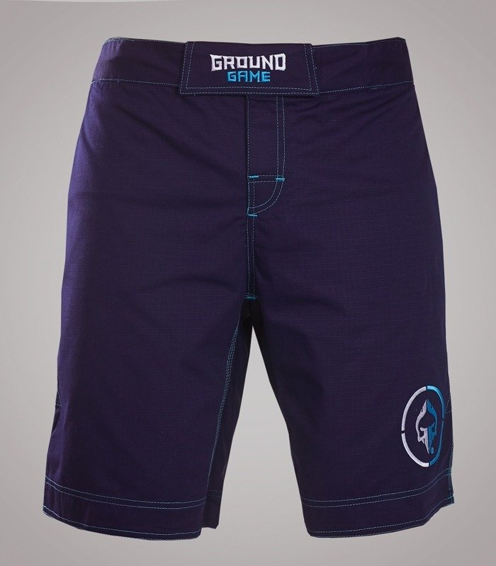 "Spodenki MMA ""Athletic"" Ripstop (Dark Navy)"