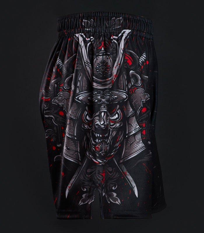 "Spodenki treningowe ""Samurai Mask"""