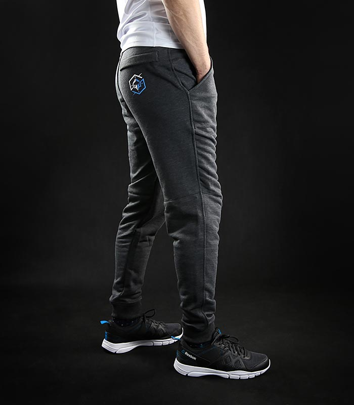 """Spodnie dresowe """"Classic"""" Grafit"""