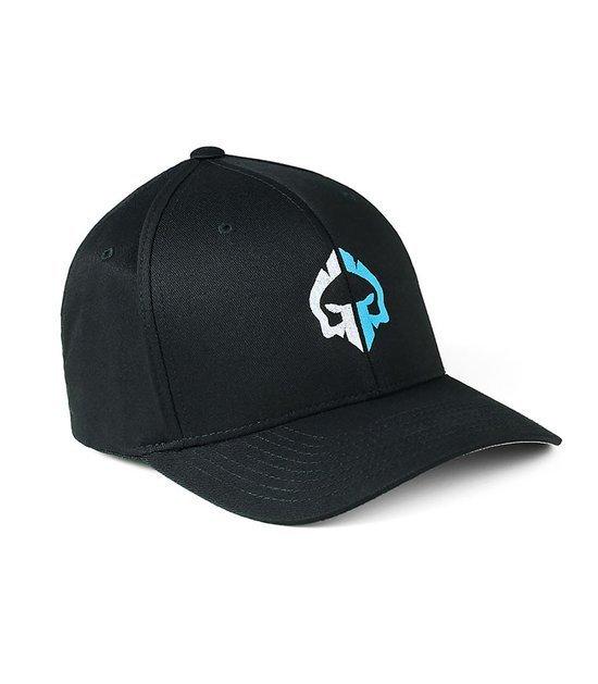 """Czapka z daszkiem """"Logo"""" Czarna"""