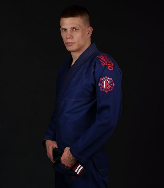 "GI do BJJ ""Champion 2.0"" (Granatowe)"