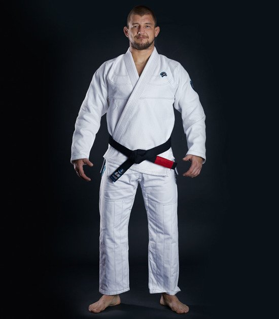"GI do BJJ ""Player"" (Białe)"