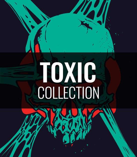 "Kolekcja ""Toxic"""