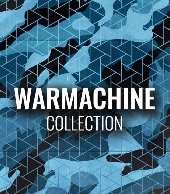 """Kolekcja """"Warmachine"""""""