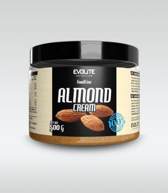Masło migdałowe Evolite Almond Cream 500g