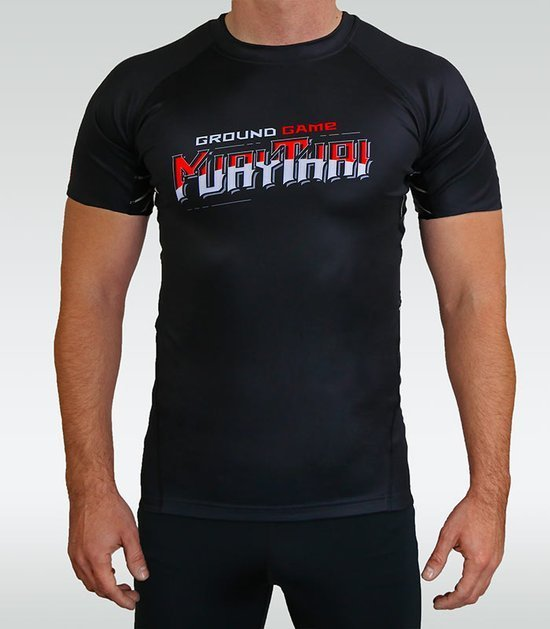 "Rashguard ""Red Tiger"""