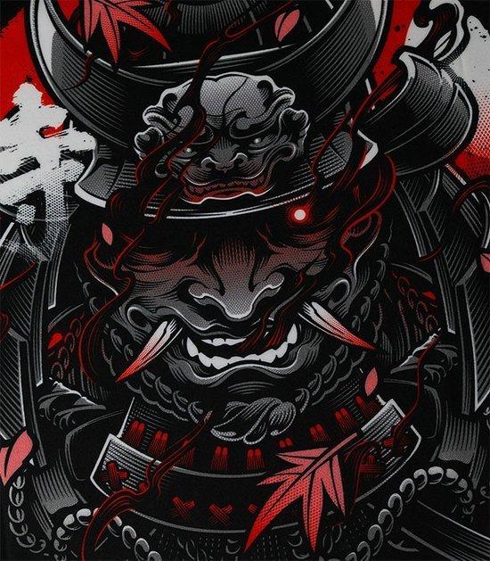 """Rashguard """"Samurai"""" 2.0"""