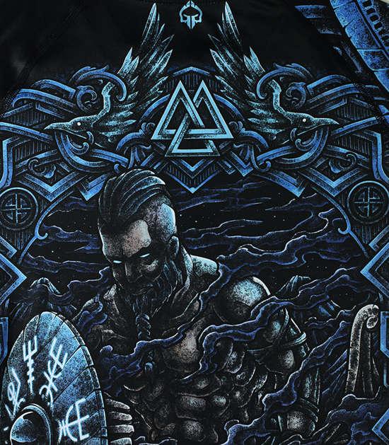 "Rashguard ""Viking"" długi rękaw"