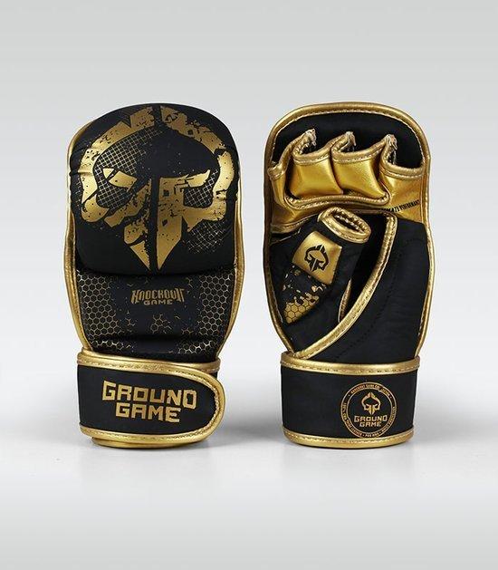 "Rękawice sparingowe MMA ""Cage Gold"""