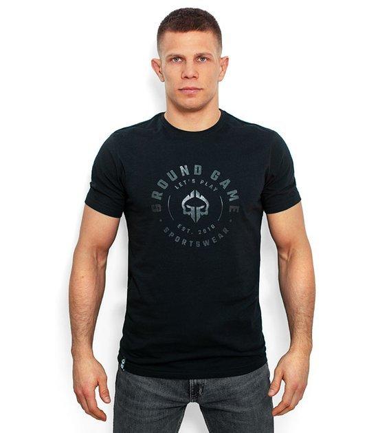 "T-shirt ""Select 2.0 Shadow"" Czarny"
